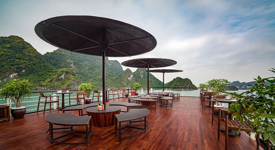 Halong Peony Cruises One Day